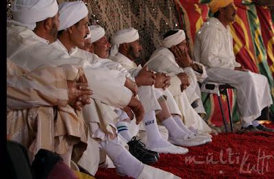 Maroko Imilchil ślub
