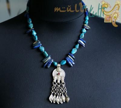 biżuteria beduińska