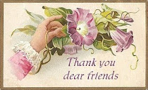 Thank you dear Friends