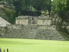 RUINAS DE COPAN
