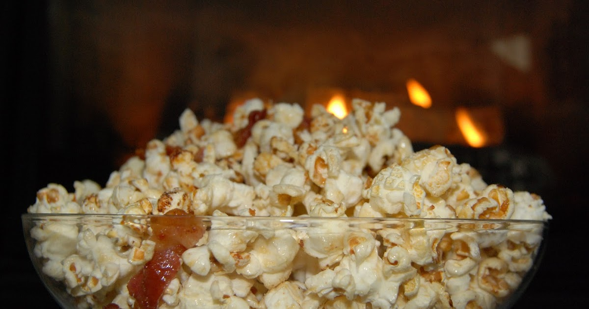 The Broken Oven: Maple Bacon Kettle Corn