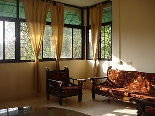 Apartments and Villas in Goa for rent