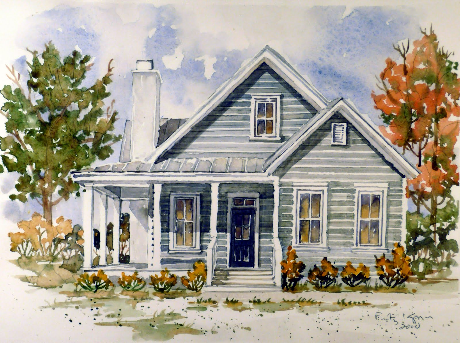 House plans french country cottage House of samples