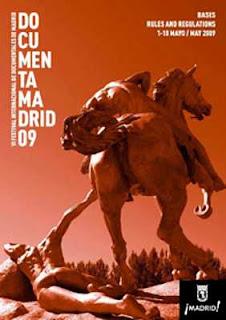 Cover of Documenta Madrid 09. c. Documenta Madrid.