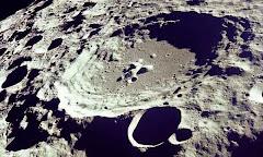 El satélite espacial de la NASA comenzó la exploración de los cráteres de la Luna