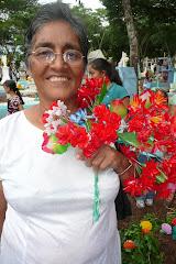 A las tumbas con Trini