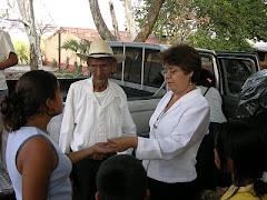 Pastora Abelina Gomez y Don Alfonso