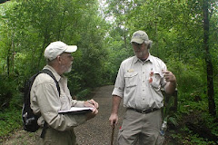 Larry Tuohy at Barataria Preserve