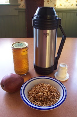 The Deliberate Agrarian: Vacuum Bottle (Thermos) Cooking ...