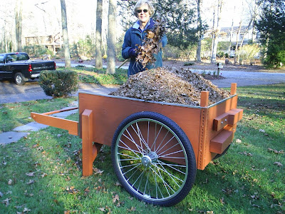 Download garden cart plans pdf first woodworking project for Garden cart plans