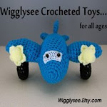 wigglysee crocheted toys