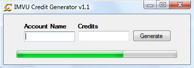 Imvu free credits online generator