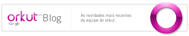 Novidades do Orkut