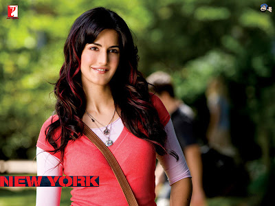 Katrina Kaif New York movie