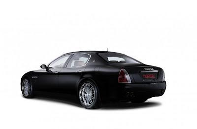 2009 Novitec Maserati GranTurismo S