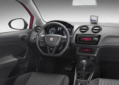 2009 Seat Ibiza FR Interior