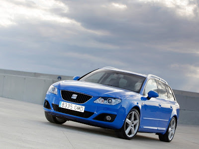 What Car Fastest Car The Best Car 2010 2012 2010 Seat Exeo St