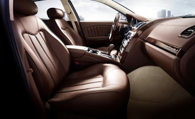 2009 Maserati Quattroporte S Interior