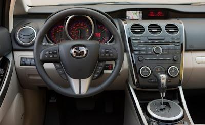 2010 Mazda CX-7 i SV Interior