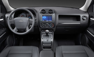 2009 Jeep Patriot Interior