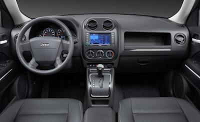 2009 Jeep Patriot Interior