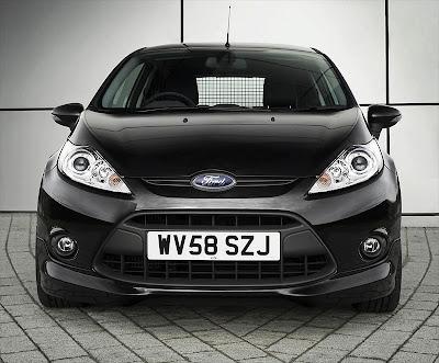2009 Ford Fiesta Van