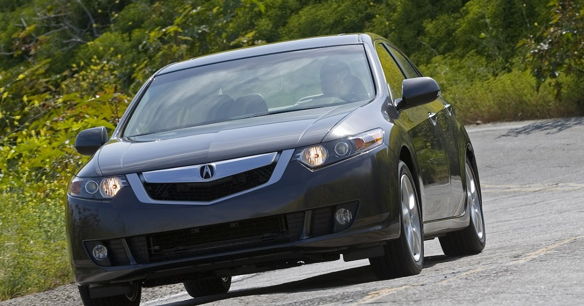 Best Automobile Review New 2010 Acura Tsx V6 Modifications