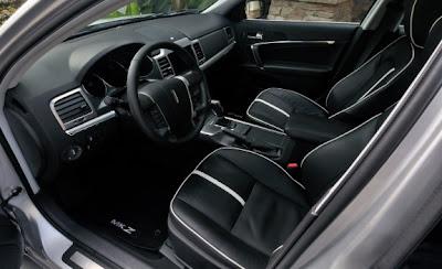 2010 Lincoln MKZ Interior