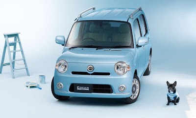 Luxury 2010 Daihatsu Mira Coco Wallpapers