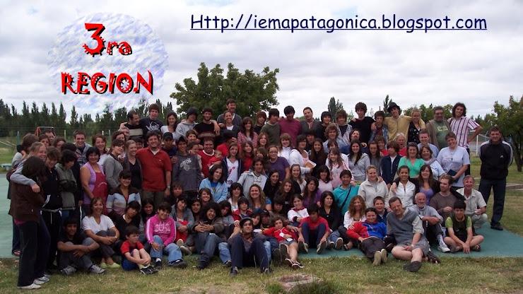 Jovenes Metodistas de la Patagonia