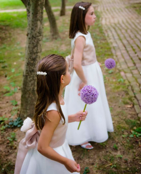 Pretty Little Things: In the Details: The Flower Girl