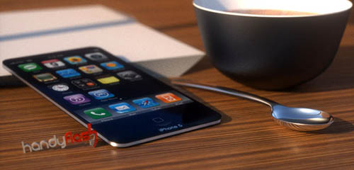 iPhone 5 Concept Designs 2011