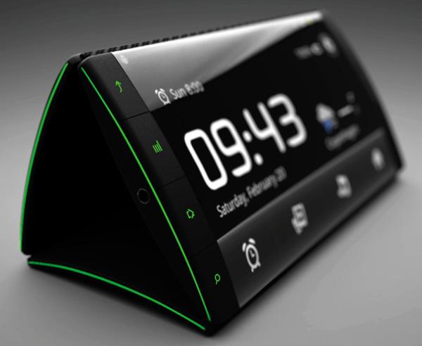 concept design phone gadget