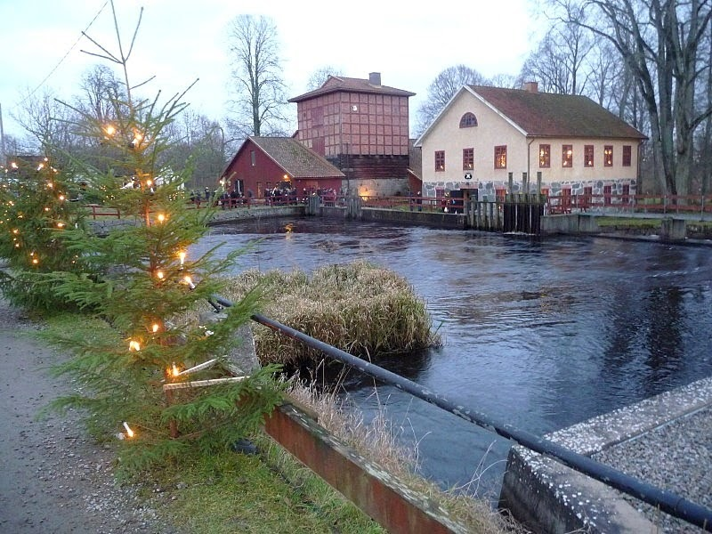 huseby julmarknad