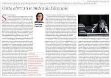 Santana Castilho - in Público 13 de Maio 2009