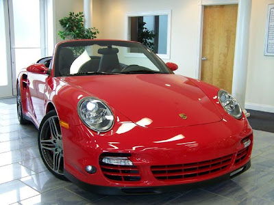 2008 Porsche 911 Turbo Cabrio Guards Red. Posted by sobao on at 7:18 AM