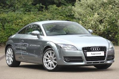 Audi TT Coupe 3.2 quattro info