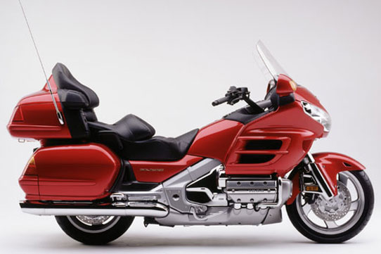 2011 Honda Goldwing
