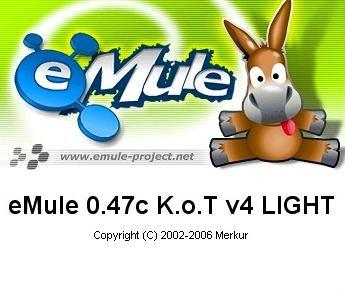 eMule 0.47c K.o.T v4 LIGHT
