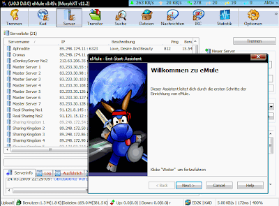 eMule 0.49c MorphXT 11.2