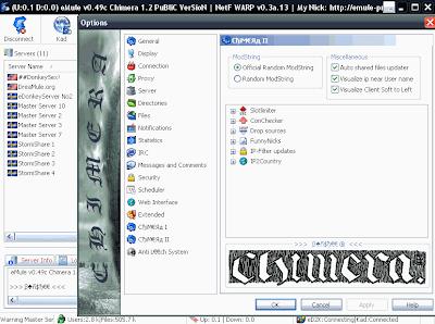 eMule 0.49c Chimera v1.2