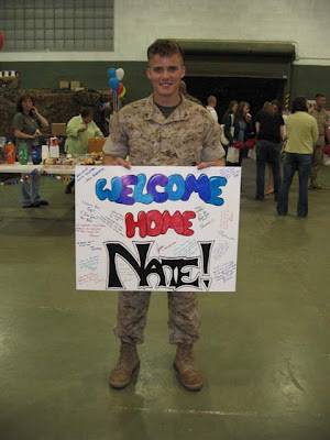 SWAC Girl: Congrats, Nate  promoted to Corporal USMC