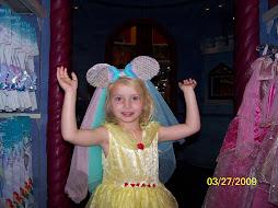 I'm a princess!!!