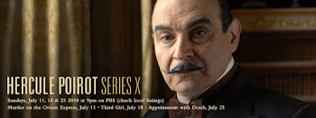 Suchet as Poirot