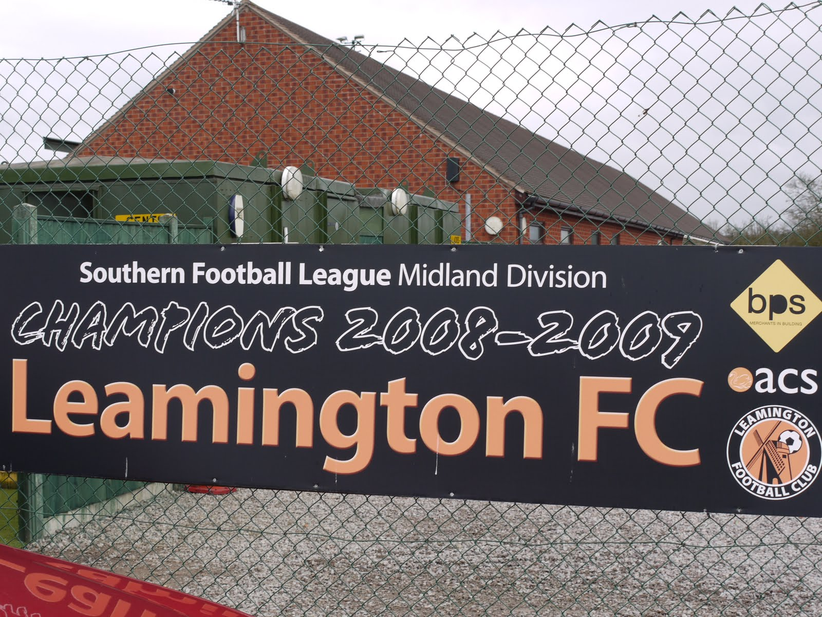 Reynard's Hunting Grounds: Game 54 - Leamington v Halesowen Town