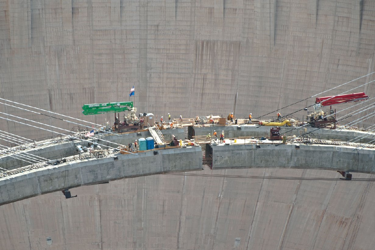 Born and raised in the south the new hoover dam bypass a