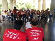 Trabalhadores da UFPA