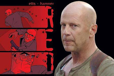 Red film  Bruce Willis
