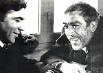 zorba el griego: alan bates y anthony quinn