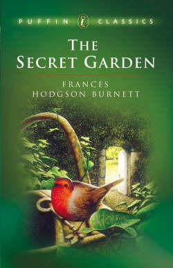 Dust Jacket: The Secret Garden - Frances Hodgson Burnett